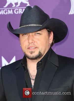 Jason Aldean - 48th Annual ACM Awards held at the MGM Grand Garden Arena inside MGM Grand - Arrivals -...