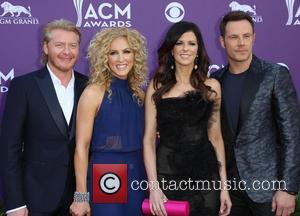 Little Big Town - 48th Annual ACM Awards held at the MGM Grand Garden Arena inside MGM Grand - Arrivals...