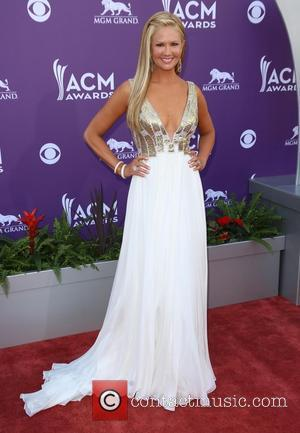 Nancy O'Dell - 48th Annual ACM Awards held at the MGM Grand Garden Arena inside MGM Grand - Arrivals -...