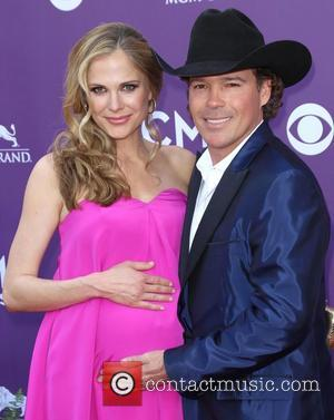Clay Walker Is A Dad For Fifth Time