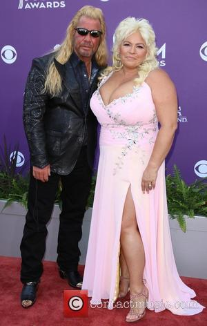Duane Chapman and Beth Chapman - 48th Annual ACM Awards held at the MGM Grand Garden Arena inside MGM Grand...