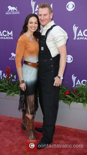 Joey & Rory - 48th Annual ACM Awards Arrivals