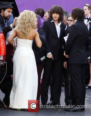 The Band Perry - 48th Annual ACM Awards held at the MGM Grand Garden Arena inside MGM Grand - Outside...