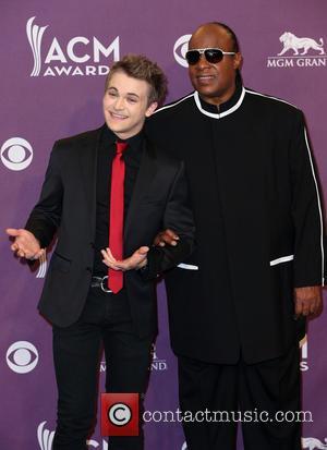 Hunter Hayes and Stevie Wonder