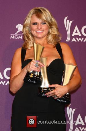 Miranda Lambert - 48th Annual ACM Awards held at the MGM Grand Garden Arena inside MGM Grand - Press Room...