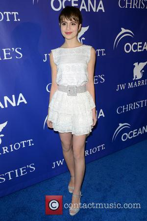 Sami Gayle - 2013 Inaugural Oceana Ball hosted by Christie's at Christie's- Arrivals - New York City, New York ,...