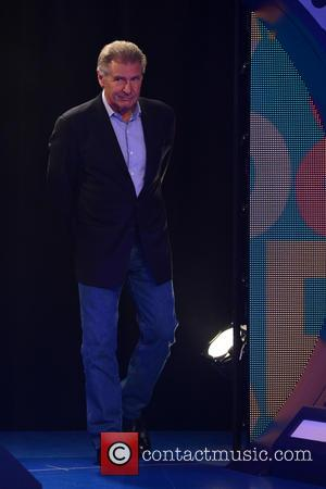 Harrison Ford - Celebrities at BET's 106 and Park - New York, New York, United States - Monday 8th April...