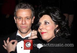 Adam Pascal and Christine Pedi