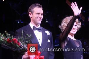 Adam Pascal and Amy Spanger
