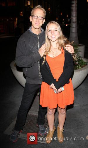 Andy Dick and daughter - 'Dancing with the Stars' afterparty at The Grove - Los Angeles, California, United States -...