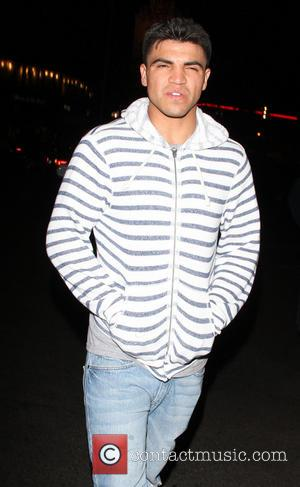 Victor Ortiz - 'Dancing with the Stars' afterparty at The Grove - Los Angeles, California, United States - Monday 8th...