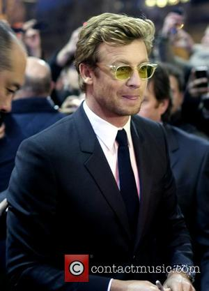 Simon Baker - Paris premiere of 'Mariage A l'Anglaise' (I Give It A Year) held at Cinema UGC Normandie -...