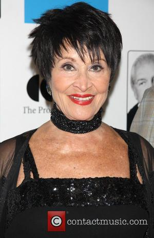 Chita Rivera - Marty Richards Memorial benefiting the New York Center for Children held at the Edison Ballroom - Arrivals...