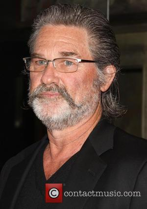 Kurt Russell - Marty Richards Memorial benefiting the New York Center for Children held at the Edison Ballroom - Arrivals...