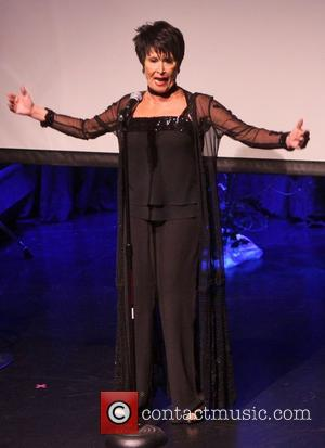 Chita Rivera - Marty Richards Memorial benefiting the New York Center for Children held at the Edison Ballroom - Performance...