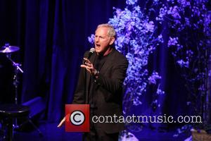 Victor Garber - Marty Richards Memorial benefiting the New York Center for Children held at the Edison Ballroom - Performance...