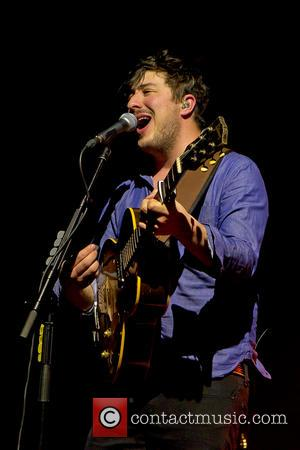 Mumford - Mumford & Sons performing at Falconer Hall
