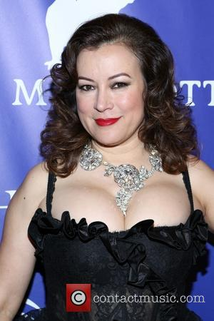 Jennifer Tilly - 2013 Inaugural Oceana Ball hosted by Christie's at Christie's- Arrivals - New York City, United States -...