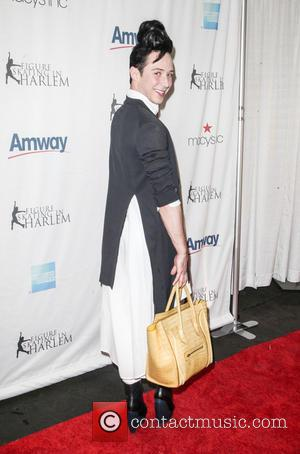 Johnny Weir - 2013 Skating With The Stars Benefit Gala at Trump Rink at Central Park - New York City,...