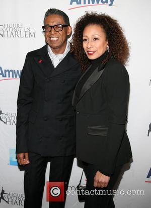 B Michael and Tamara Tunie