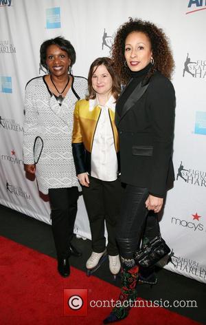 Guest, Sharon Cohen and Tamara Tunie