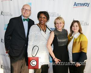 Harry Smith, Candace Matthews, Andrea Joyce and Sharon Cohen