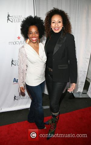Rhonda Ross and Tamara Tunie