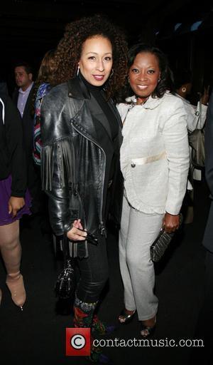 Tamara Tunie and Star Jones