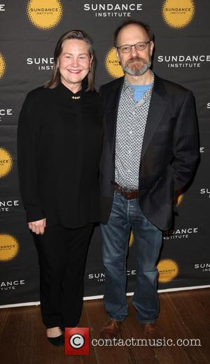 Cherry Jones and David Hyde Pierce