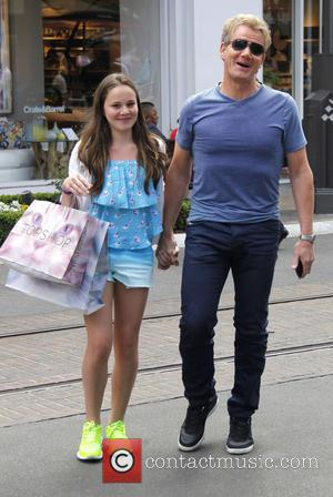 Gordon Ramsay and Holly Ramsay - Celebrities at The Grove in Hollywood - Los Angeles, California, United States - Monday...