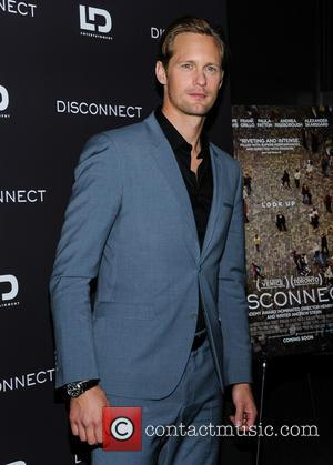 Alexander Skarsgard - New York screening of 'Disconnect' at the SVA Theater in Manhattan - New York City, NY, United...