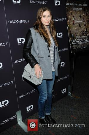 Elizabeth Olsen - New York screening of 'Disconnect' at the SVA Theater in Manhattan - New York City, NY, United...