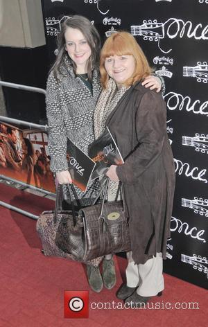 Sophie Mcshera and Lesley Nichol
