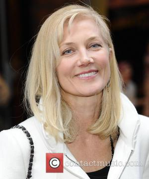 Joely Richardson - Once The Musical at the Phoenix Theatre - Arrivals - London, United Kingdom - Tuesday 9th April...