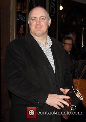 Dara O'Briain - Once The Musical at the Phoenix Theatre...