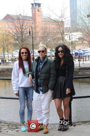 Stooshe, Karis Anderson, Courtney Rumbold and Alexandra Buggs