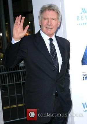Harrison Ford - Los Angeles premiere of '42' held at the Chinese Theatre - Los Angeles, CA, United States -...
