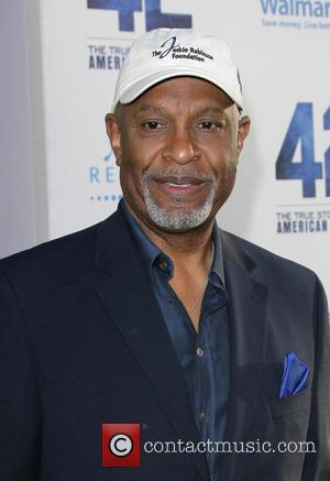 James Pickens Jr. - Los Angeles premiere of '42' held at the Chinese Theatre - Los Angeles, California, United States...