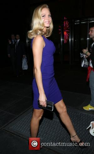 Erin Heatherton - New Yorkers for Children 10th Anniversary Spring Dinner Dance New Year's in April: A Fool's Fete to...