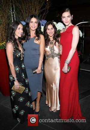 Hilary Rhoda - New Yorkers for Children 10th Anniversary Spring Dinner Dance New Year's in April: A Fool's Fete to...