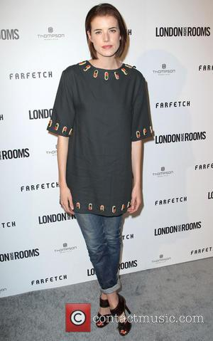 Agyness Deyn - British Fashion Council's International Showcasing Initiative 'London Show Rooms LA' at Thompson Hotel - Los Angeles, California,...
