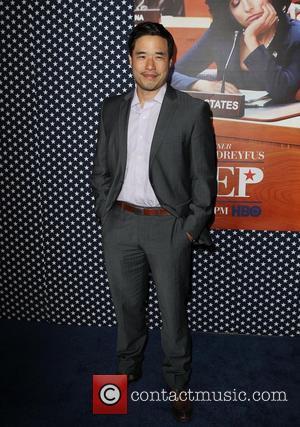 Randall Park - Los Angeles premiere of HBO's 'VEEP' Season 2 at Paramount Studios - Los Angeles, California, United States...