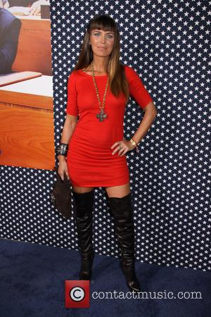 Sandra Vidal - Los Angeles premiere of HBO's 'VEEP' Season 2 at Paramount Studios - Los Angeles, CA, United States...
