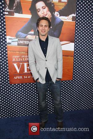 Thomas Sadoski - Los Angeles premiere of HBO's 'VEEP' Season 2 at Paramount Studios - Los Angeles, CA, United States...