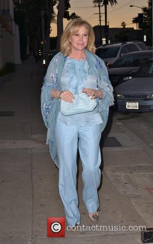 Kathy Hilton - Kathy and Rick Hilton arrive at Craig's Restaurant - Los Angeles, California, United States - Tuesday 9th...