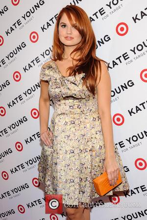 Debby Ryan - Kate Young For Target Launch held at Old School - Arrivals - New York City, United States...