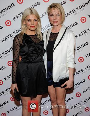 Kate Young and Michelle Williams