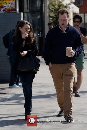 Winona Ryder - Winona Ryder is seen out and about in Manhattan with a friend. - New York City -...