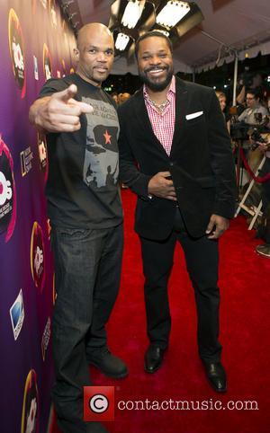 Dmc and Malcome Jamal Warner