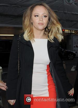 Kimberley Walsh - Press night for new musical 'Once' at Phoenix Theatre - Ouside Arrivals - London, United Kingdom -...